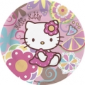 Hello Kitty Bamboo - Large Plates
